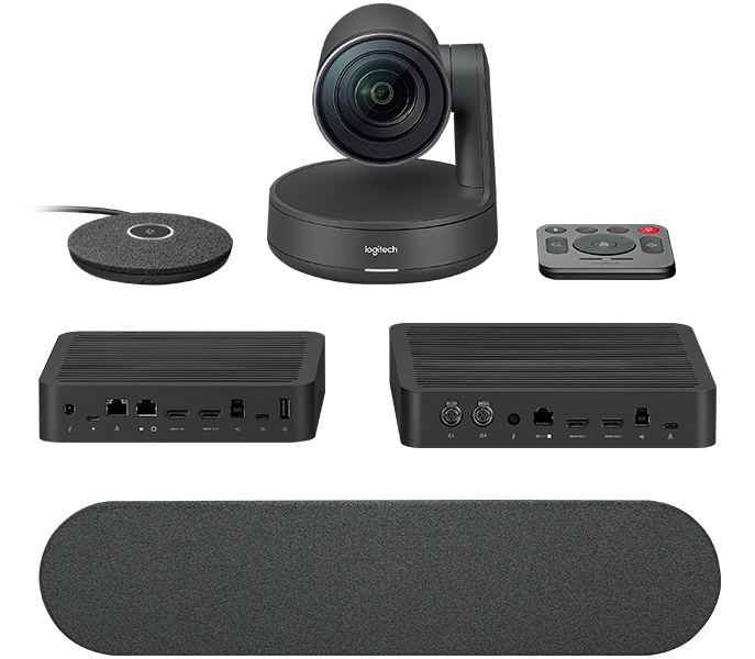 Logitech Video Conferencing: Seemless Virtual Meetings in Style